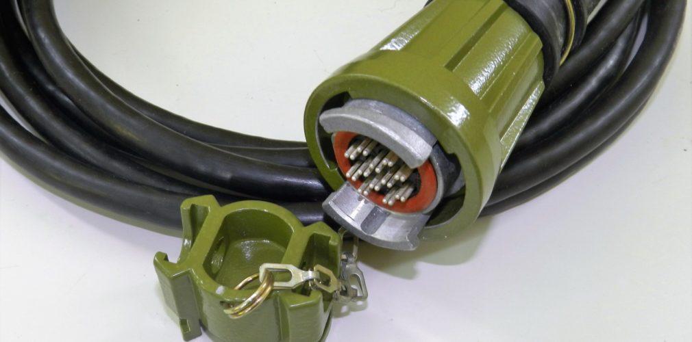 Кабель связи П-269М-2х4+1х2 - 5