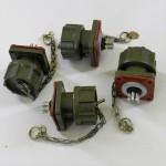 Полумуфта аппаратная АП-1 ТУ16.К71-314-2003 для полевого распределительного кабеля П-269М