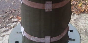 Чехол для кабельного барабана типа Б (П-269М, ПТРК, П-294, П-294В, П294Д, АРПОК, ПОК-АС)