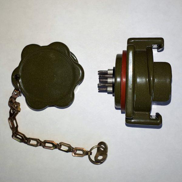 Полумуфта аппаратная АП-5
