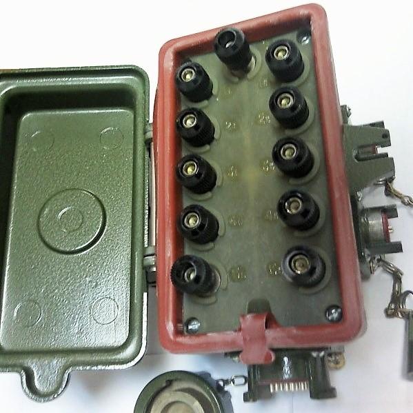Вводный щиток ВЩ-2М ТУ16.К71-314-2003